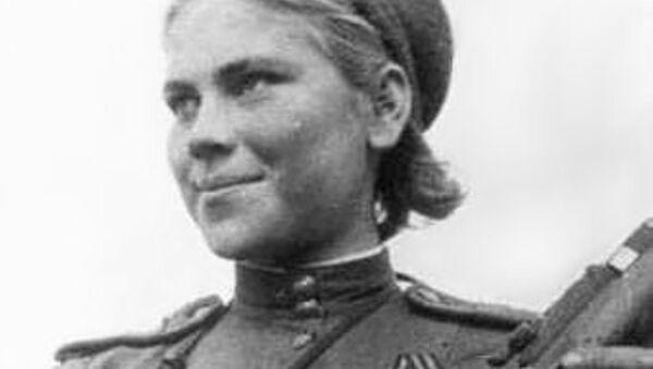 Roza Shanina, francotiradora soviética - Sputnik Mundo