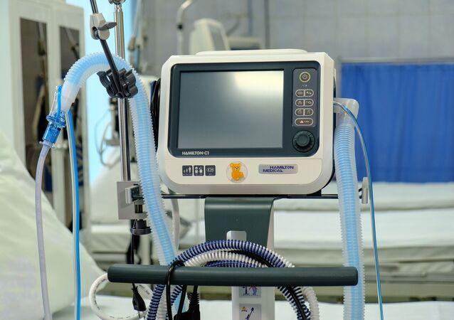 Aparato de ventilación mecánica