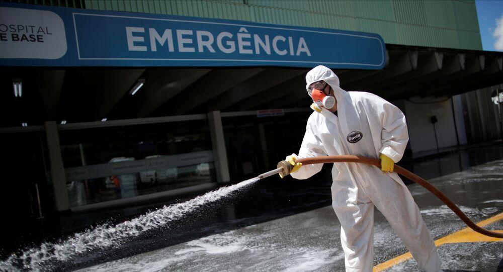 Hospital en Brasilia, Brasil