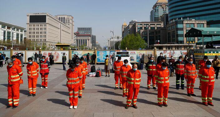 Día del duelo nacional en China
