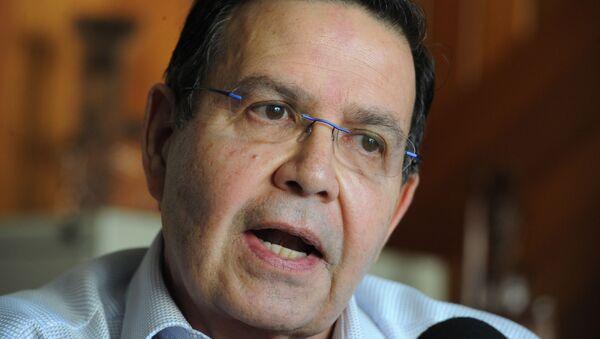Rafael Callejas, expresidente de Honduras - Sputnik Mundo