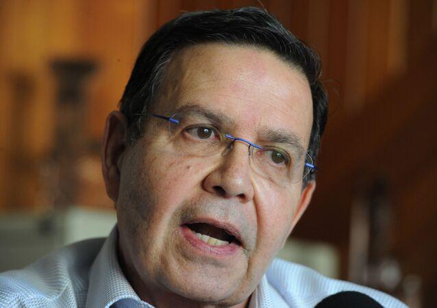 Rafael Callejas, expresidente de Honduras