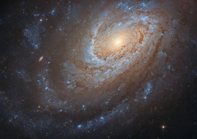 La galaxia NGC 4651