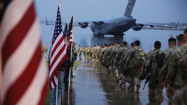 "El Ministerio de Defensa de China califica a EEUU como ""destructor de la paz mundial"" - 13.09.2020, Sputnik Mundo"