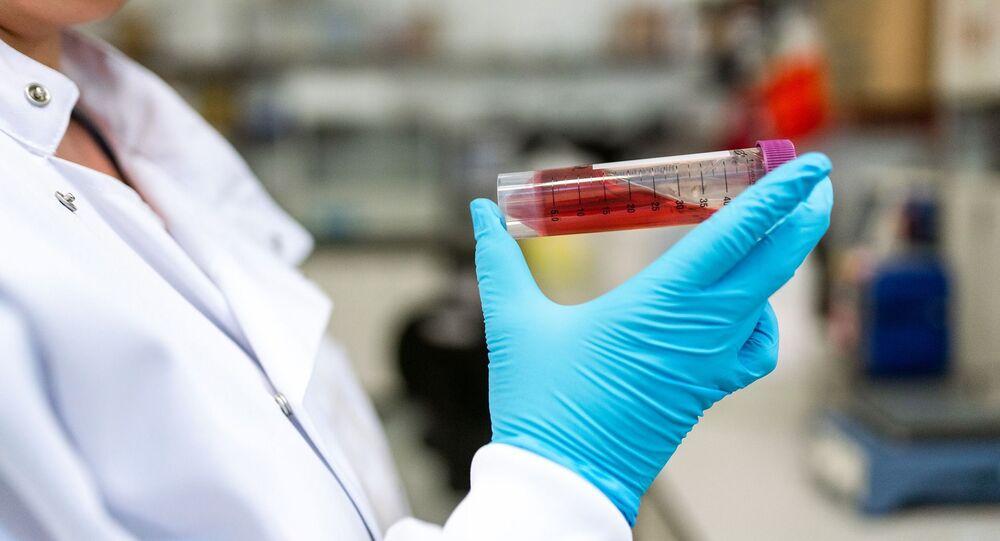 En un laboratorio (imagen referencial)