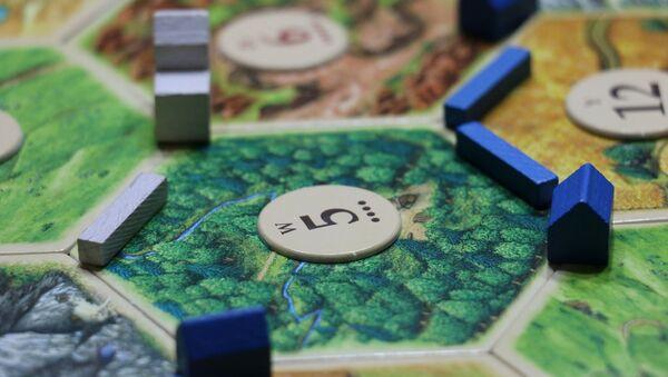 Un juego de mesa (imagen referencial) - Sputnik Mundo