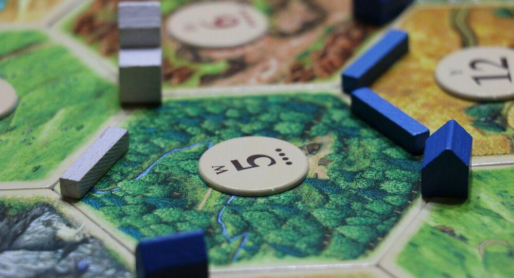 Un juego de mesa (imagen referencial)