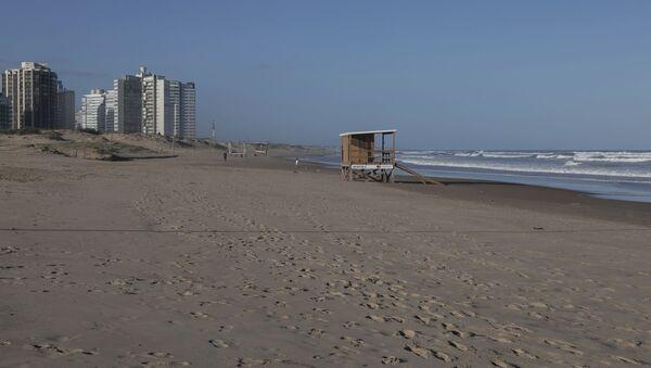 El principal balneario uruguayo Punta del Este - Sputnik Mundo