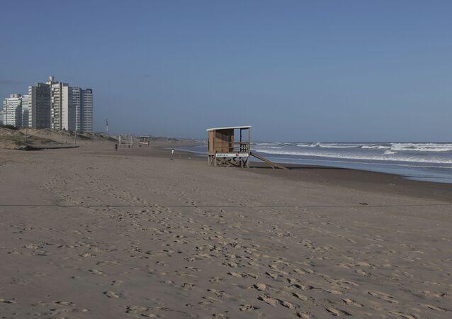 El principal balneario uruguayo Punta del Este