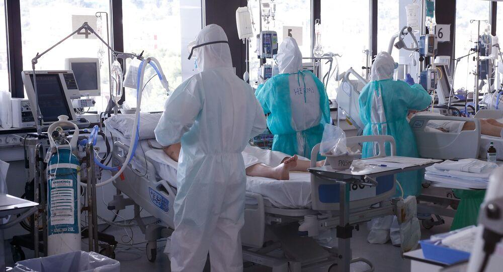Hospital en España