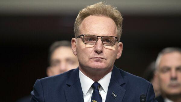 Thomas Modly, secretario interino de la Armada de EEUU - Sputnik Mundo
