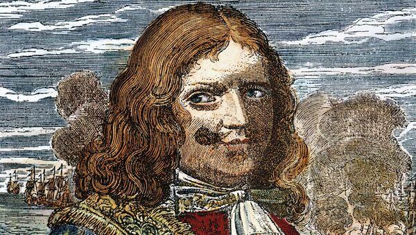 Henry Morgan, pirata británico del siglo XVII - Sputnik Mundo