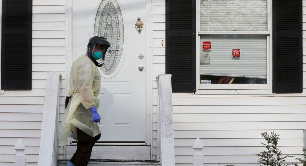 Situación en Massachusetts, EEUU, durante la pandemia de COVID-19