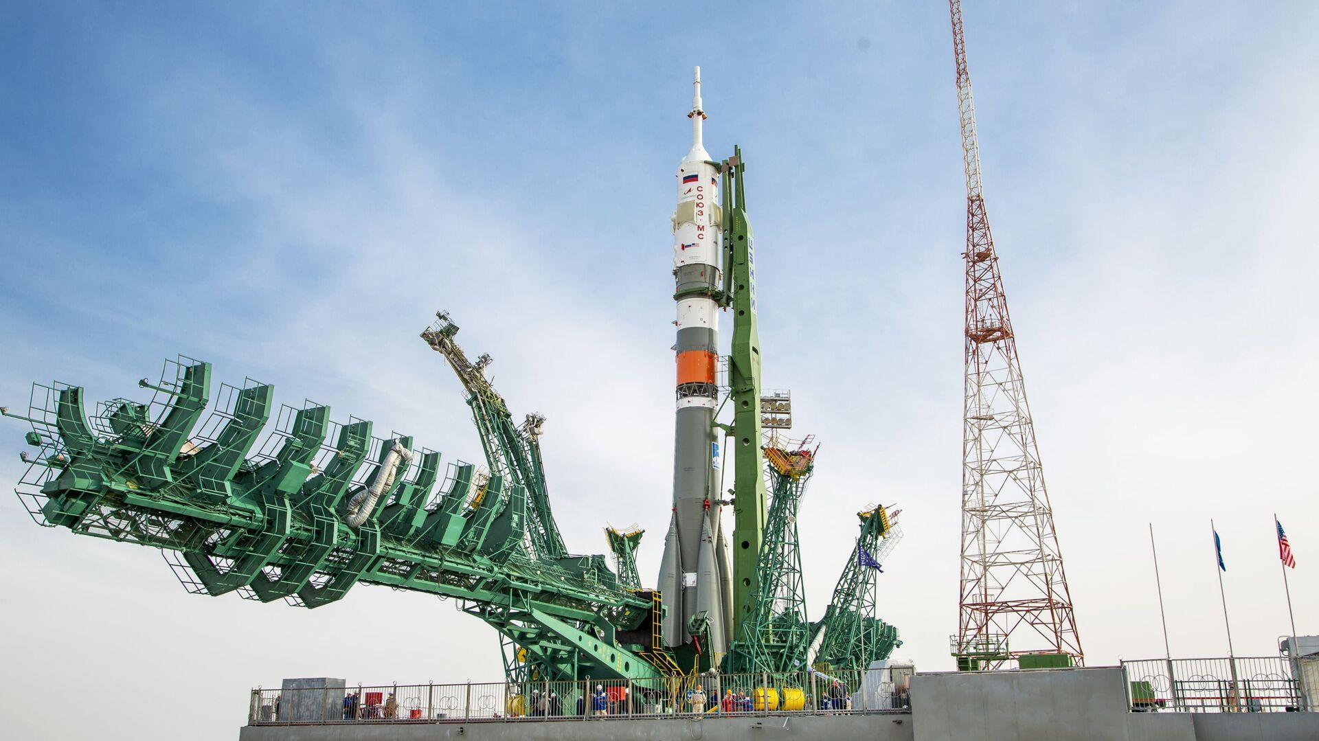 Cohete ruso Soyuz 2.1a - Sputnik Mundo, 1920, 25.04.2021