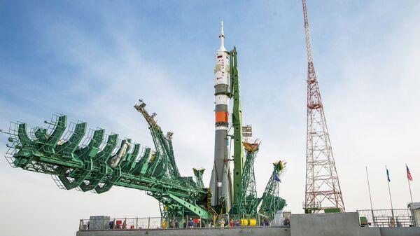Cohete ruso Soyuz 2.1a - Sputnik Mundo