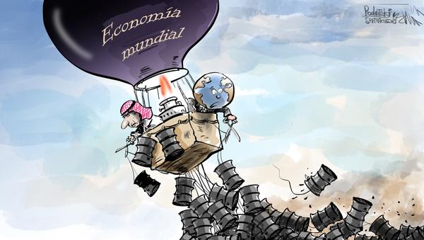 OPEP+: todo preparado para el despegue del mercado petrolero - Sputnik Mundo