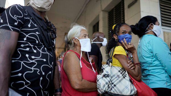 Coronavirus en Cuba - Sputnik Mundo