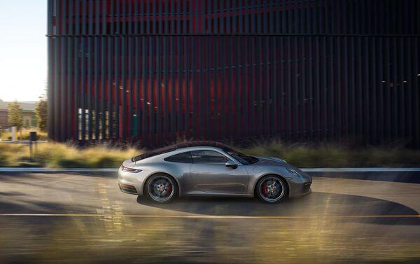 Porsche 991S - Sputnik Mundo