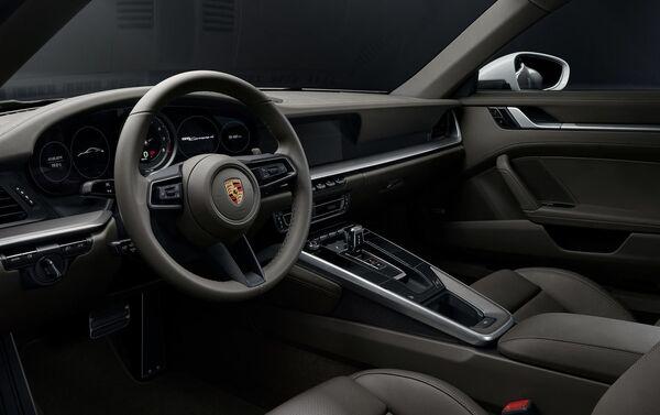Interior de vehículo Porsche - Sputnik Mundo