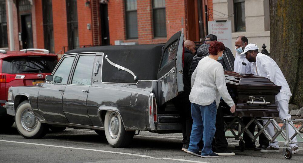 Funerales en EEUU