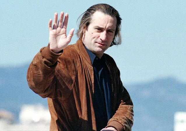 Robert De Niro en 1991