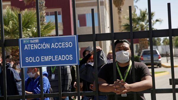 Situación en Ciudad Juárez en tiempos de coronavirus - Sputnik Mundo