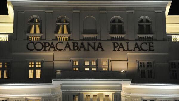 Hotel Copacabana Palace, Río de Janeiro, Brasil - Sputnik Mundo
