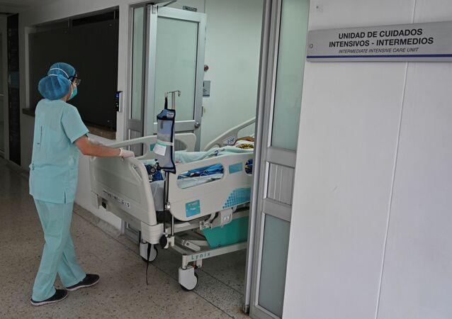 Hospital en Cali, Colombia