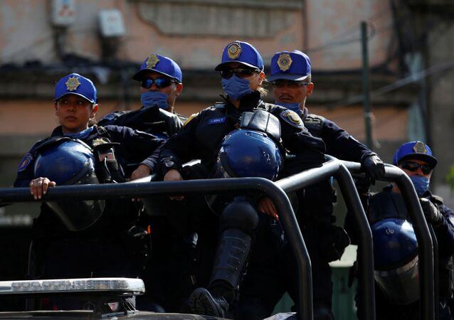Policía mexicana (imagen referencial)