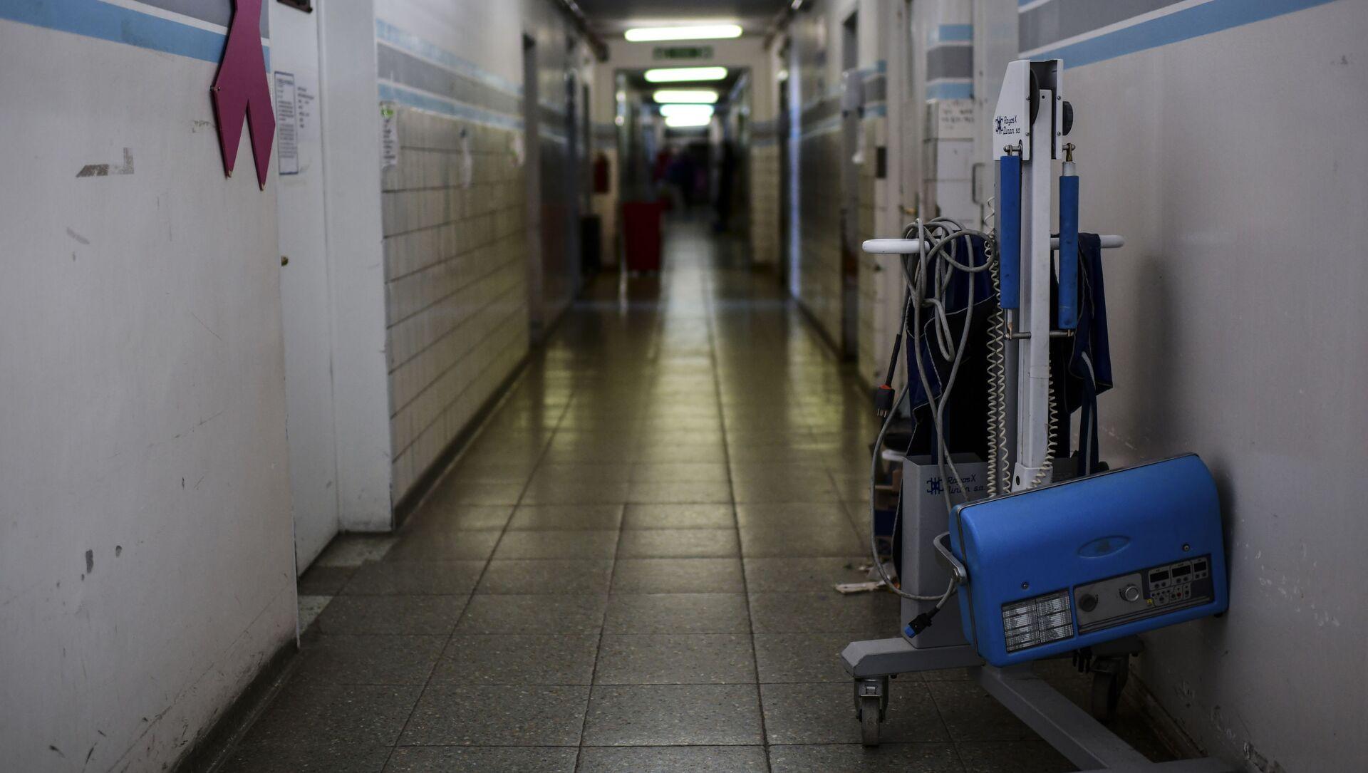 Un hospital en Argentina  - Sputnik Mundo, 1920, 08.05.2020