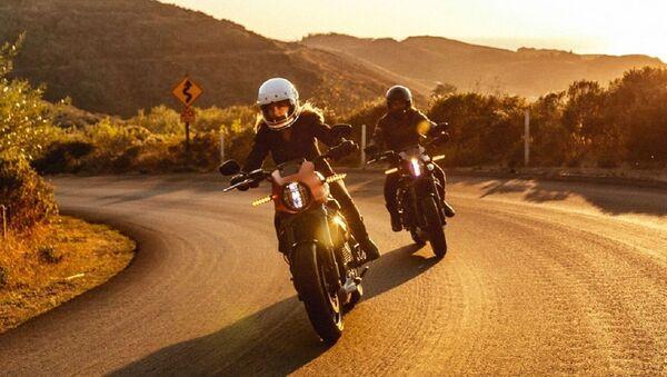 Harley-Davidson LiveWire - Sputnik Mundo