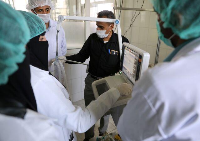 Coronavirus en Yemen