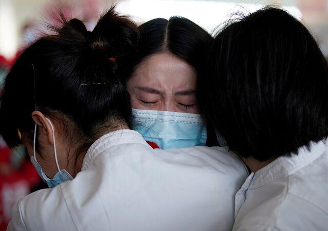 Médicas chinas