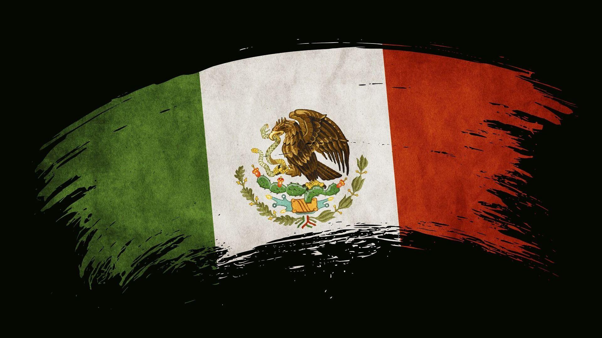 Bandera de México - Sputnik Mundo, 1920, 01.04.2021