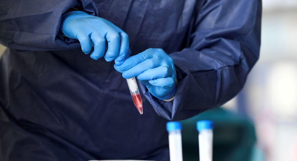 Pruebas para hacer el test de coronavirus