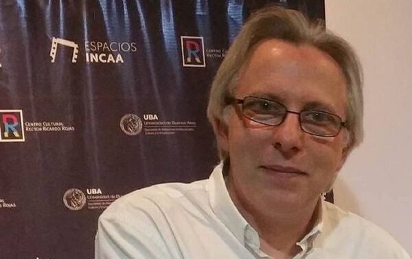 Gabriel Guralnik, actual director del Cine Cosmos UBA - Sputnik Mundo