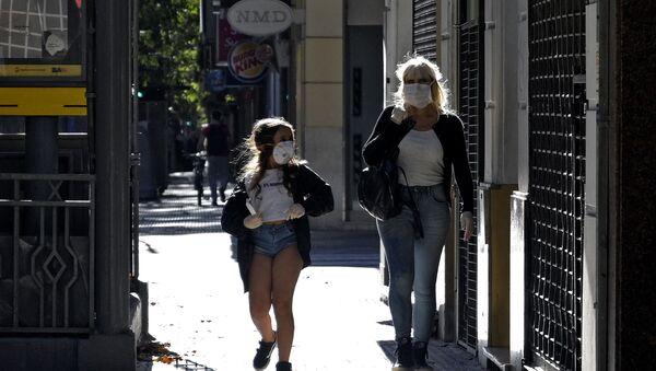 Situación en Buenos Aires, Argentina - Sputnik Mundo
