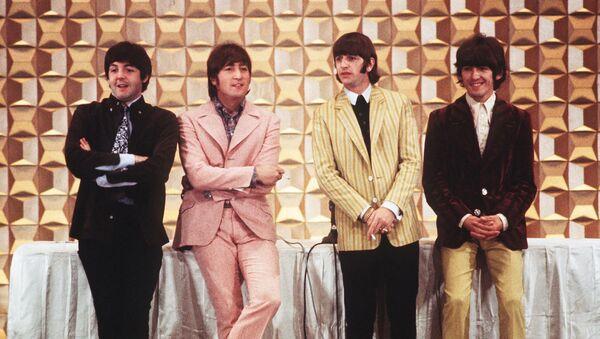 Los Beatles - Sputnik Mundo