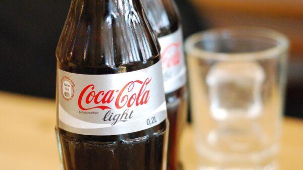 Coca-Cola Light - Sputnik Mundo
