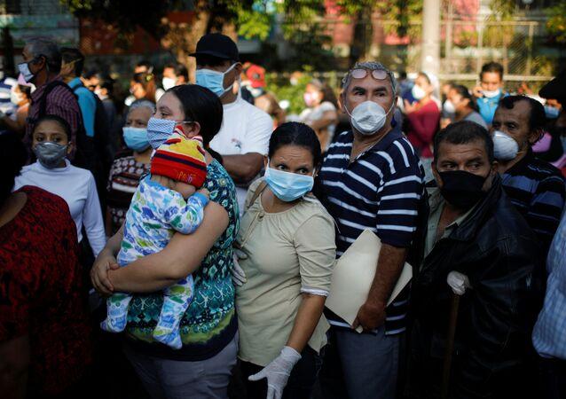 Salvadoreños en tiempos del coronavirus