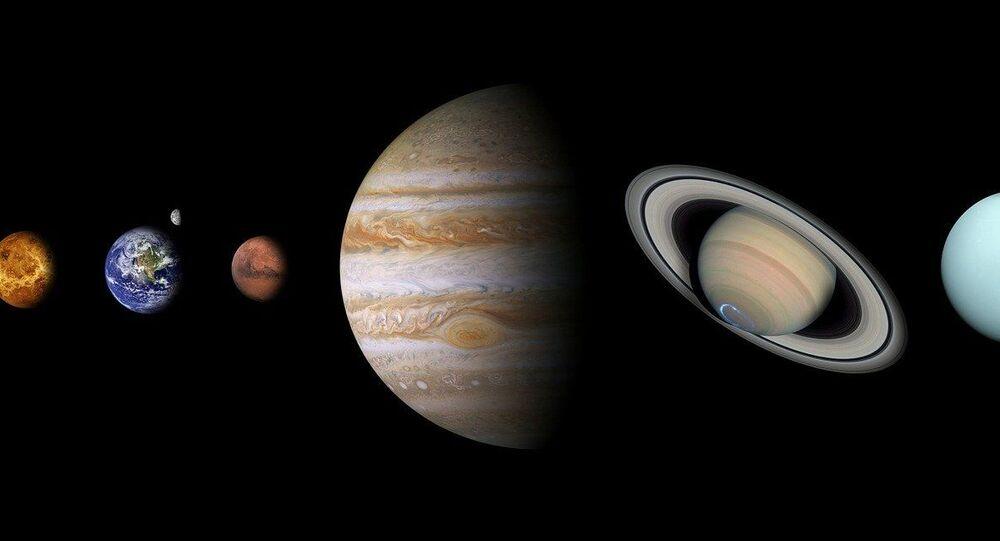 Planetas (ilustración)