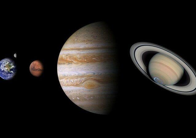 Planetas (imagen referencial)