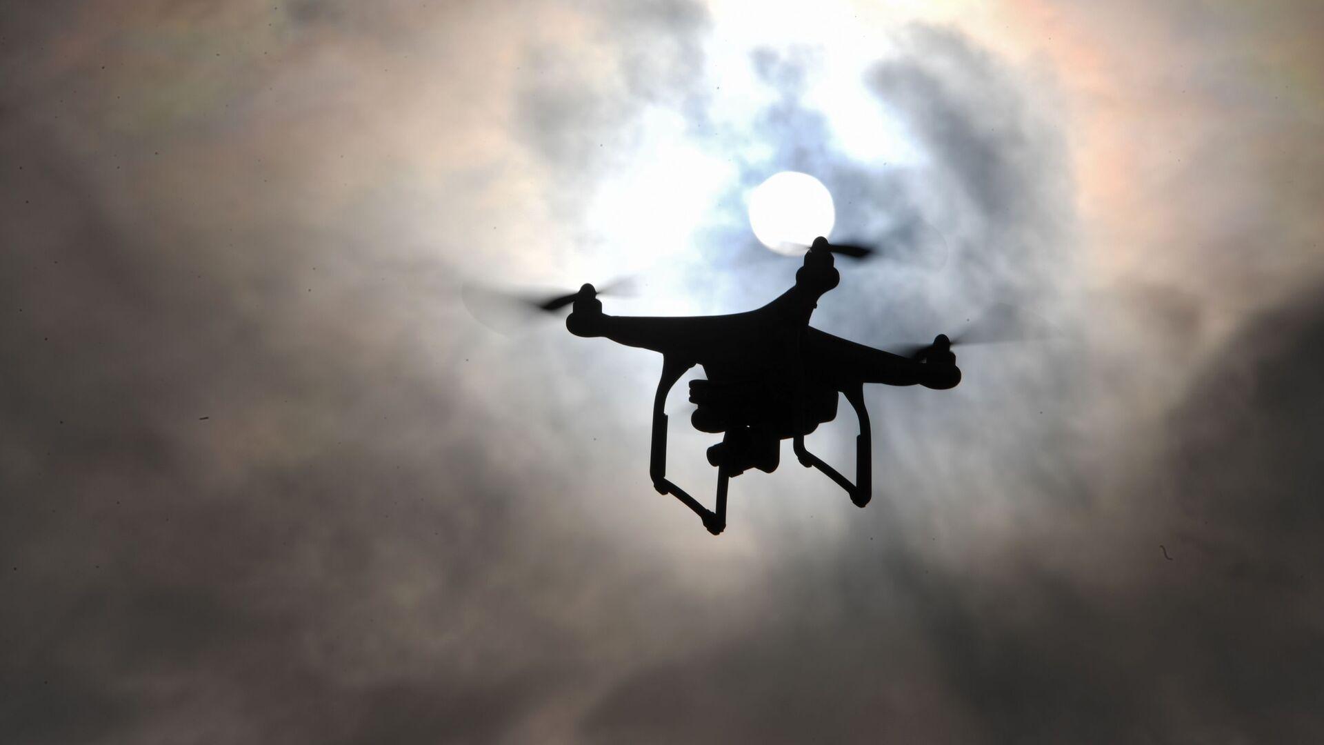 Un dron (imagen referencial) - Sputnik Mundo, 1920, 24.07.2021