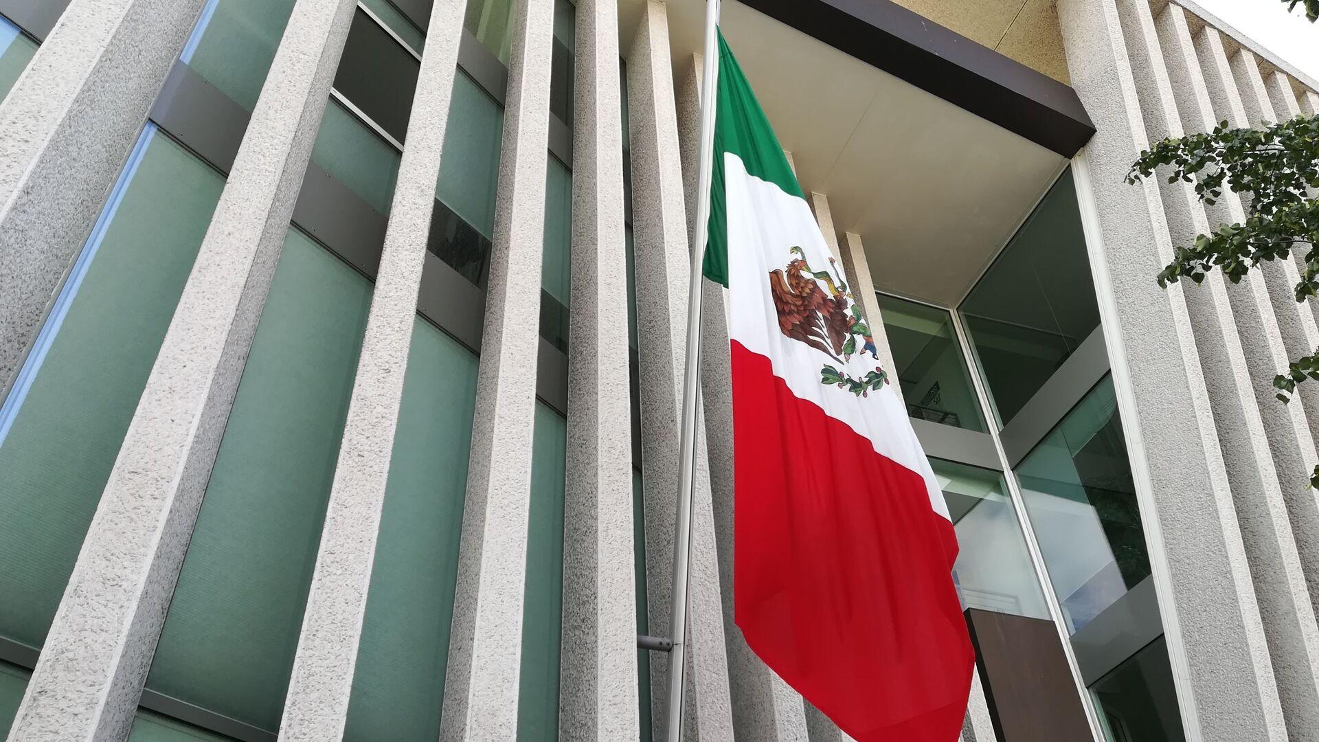 Bandera de México - Sputnik Mundo, 1920, 23.02.2021