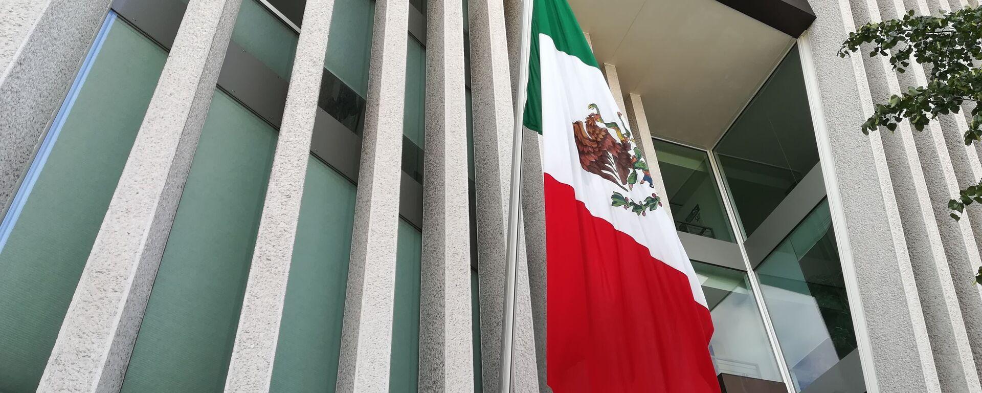 Bandera de México - Sputnik Mundo, 1920, 12.05.2021