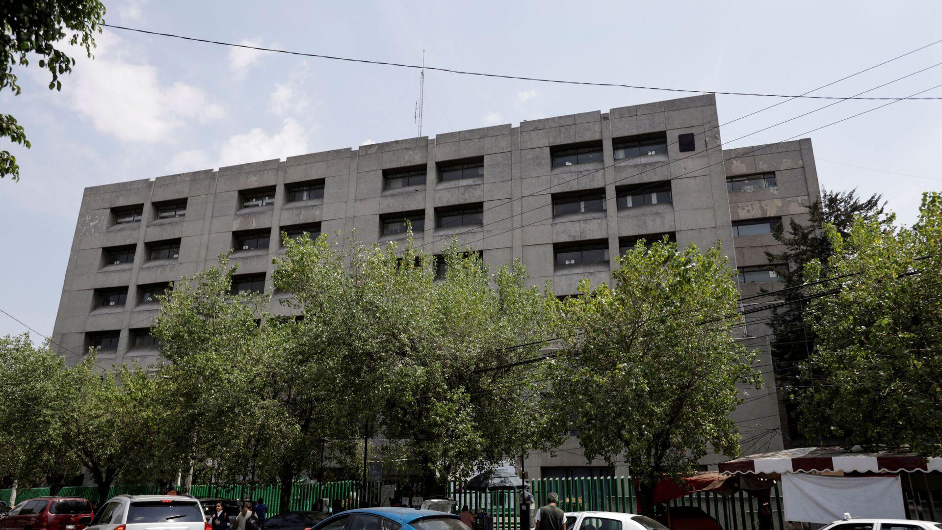 Hospital en México - Sputnik Mundo, 1920, 13.04.2020
