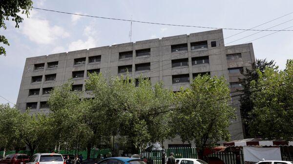 Hospital en México - Sputnik Mundo