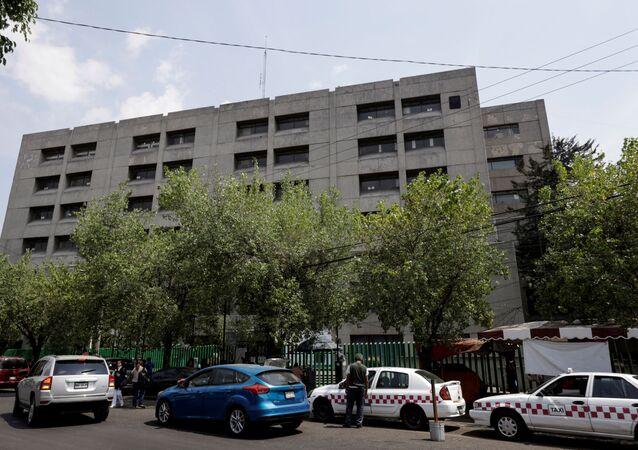 Hospital en México