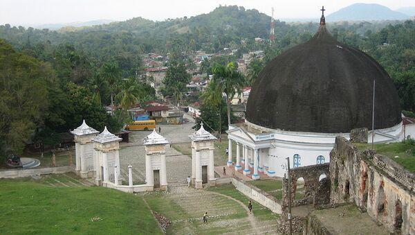 Iglesia real de Milot, Haití (Archivo) - Sputnik Mundo