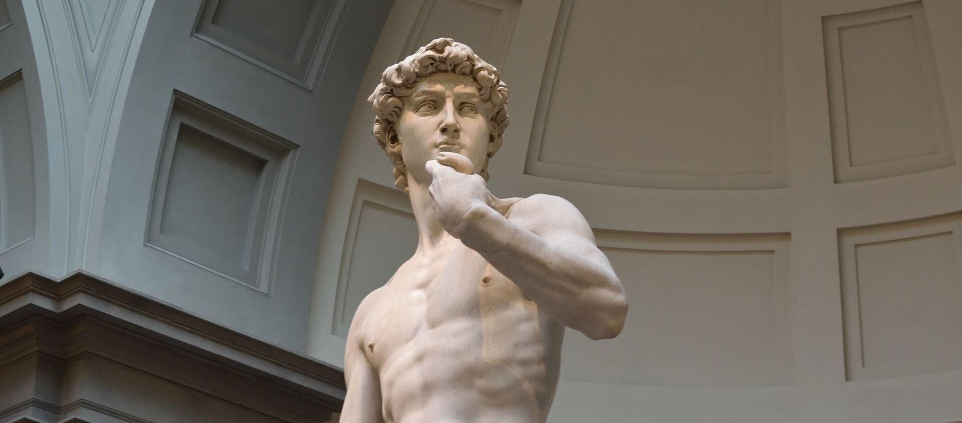 La escultura de David de Miguel Ángel - Sputnik Mundo, 1920, 14.04.2020
